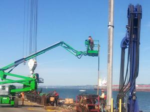 Vortex-driving-piles-at-pier-27-SF