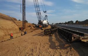 Vortex marine construction services