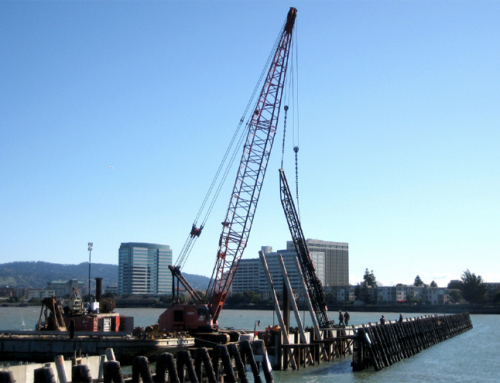 Emeryville Marina Breakwater Replacement