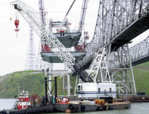Carquinez Bridge Foundation Project