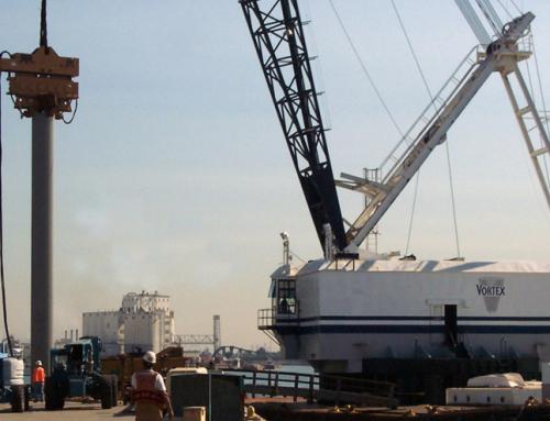 Alameda Waterfront Improvements, Coast Guard Station