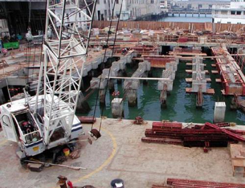 Vortex Awarded Pier 40, Embarcadero Contract