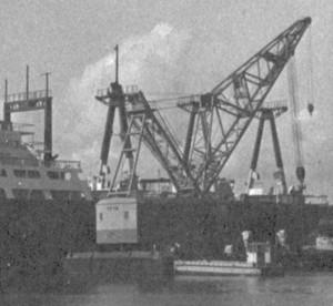 History of marine construction_photo of port